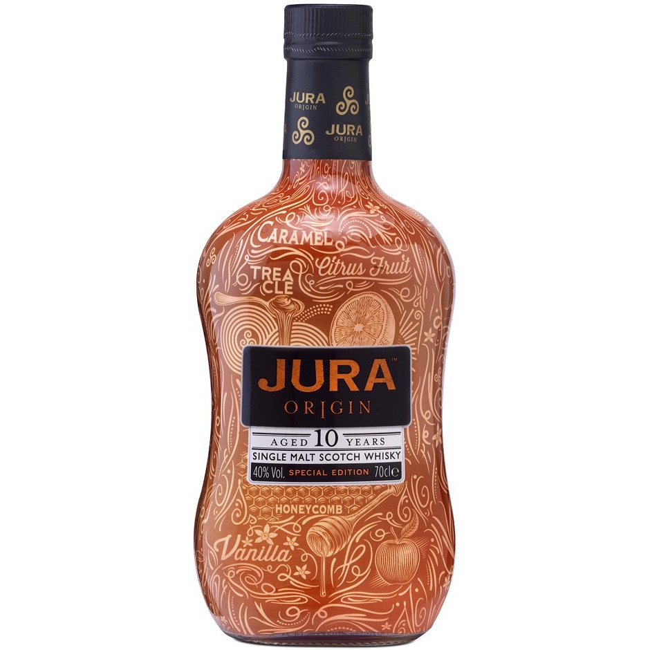 Isle of Jura 10 years Tattoo Edition 700ml