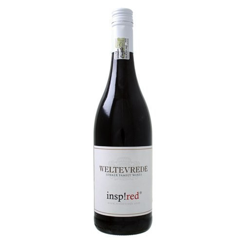 Weltevrede Estate Insp!red Pinotage