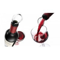 vacu-vin-wine-server-crystal-box - VIPER