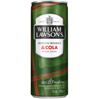 william-lawsons-cola-blikje-250ml - L-24-871-00