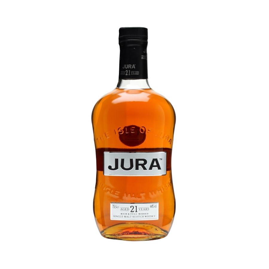 Isle of Jura 21 years in Gift Box