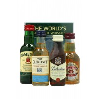 the-worlds-favourite-whisky-miniset-4x5cl - L-25-234-00