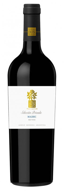 Vinas Don Martin Seleccion Privada Malbec