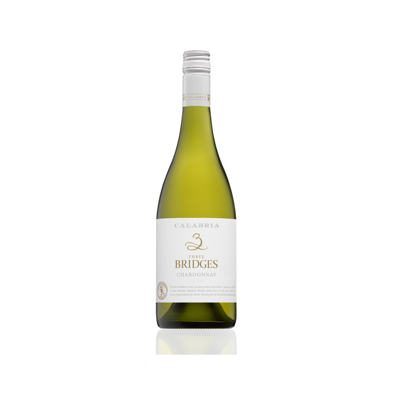 Calabria Three Bridges Chardonnay