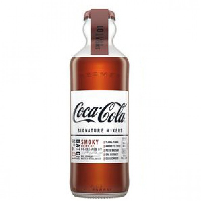 Coca Cola Signature Mixers No 01 Smoky Notes