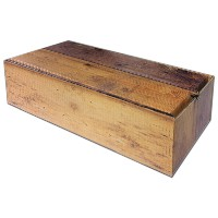 2fles-geschenkverpakking-hout-dessin - 370025
