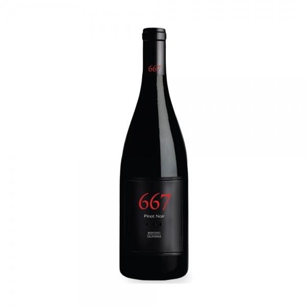 Noble Vines 667 Pinot Noir AVA Monterey
