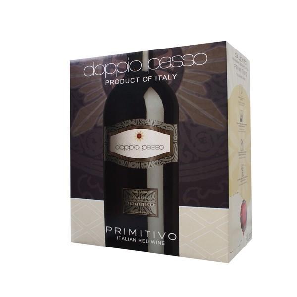Doppio Passo Primitivo- bag in box Salento IGT 3L