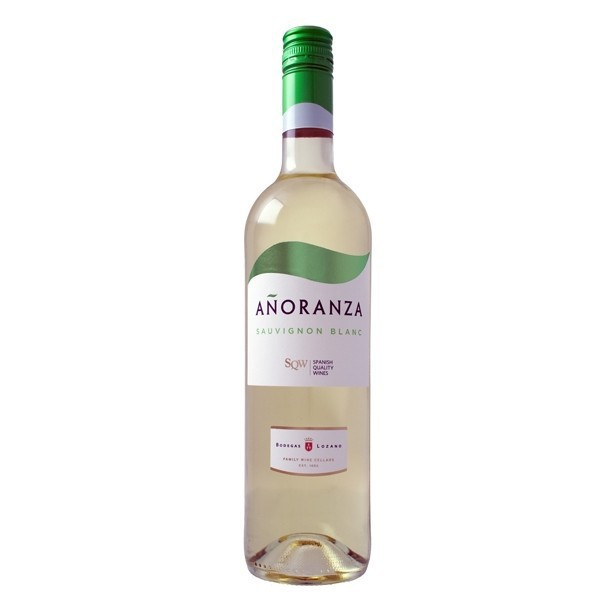 Añoranza Sauvignon Blanc Witte wijn Spanje