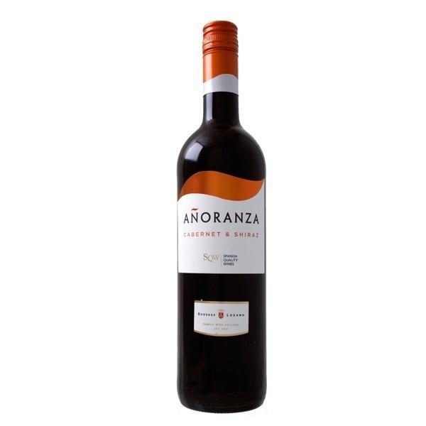 Añoranza Cabernet & Shiraz Rode wijn Spanje