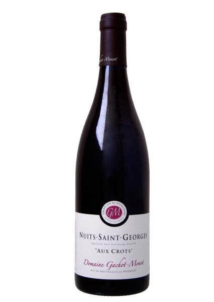 Domaine Gachot Monot Nuits-Saint-Georges Aux Crots