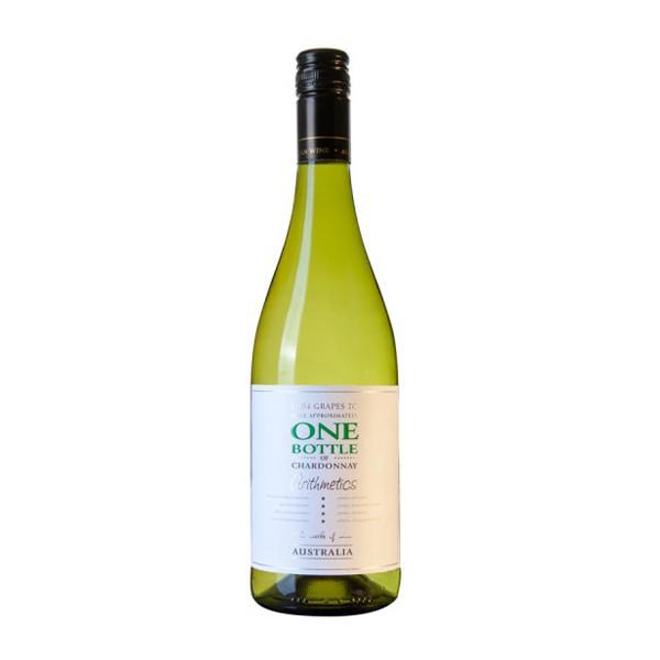 Arithmetics Chardonnay Witte wijn Australië