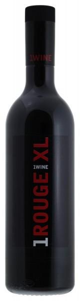 1WINE XL Rouge (MLP 0,75 Liter) Rode wijn Frankrijk