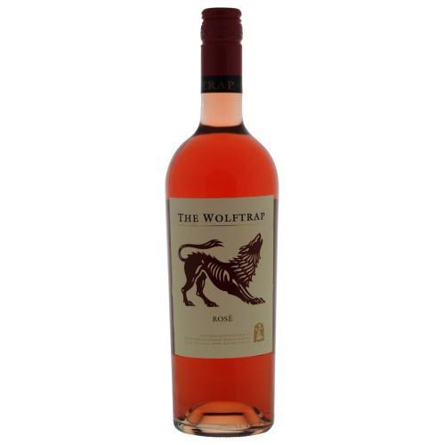 Wijny, The Wolftrap rosé