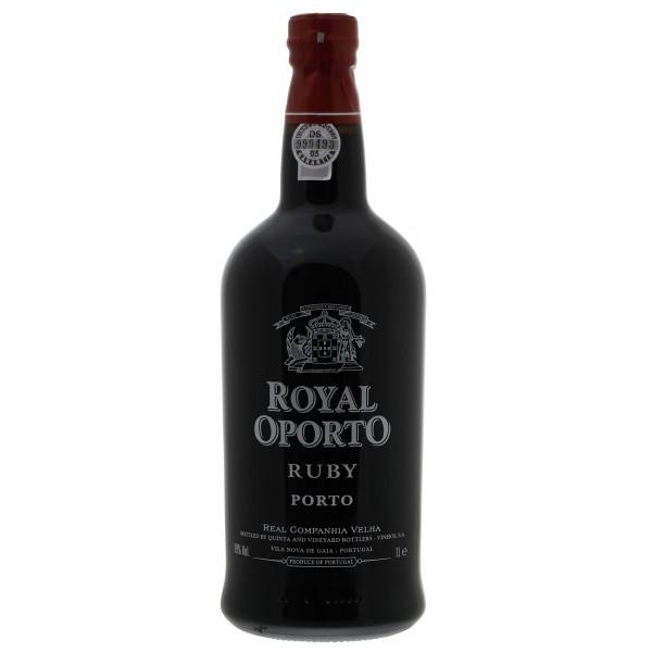 Wijny, Royal Oporto Ruby 1 liter