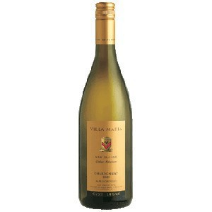 Wijny, Villa Maria Cellar selection Chardonnay Marlborough