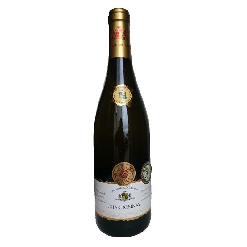 Balatonlellei Chardonnay Witte wijn Hongarije