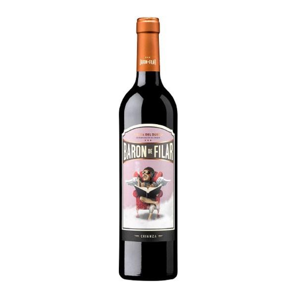 Baron de Filar Crianza Rode wijn Spanje