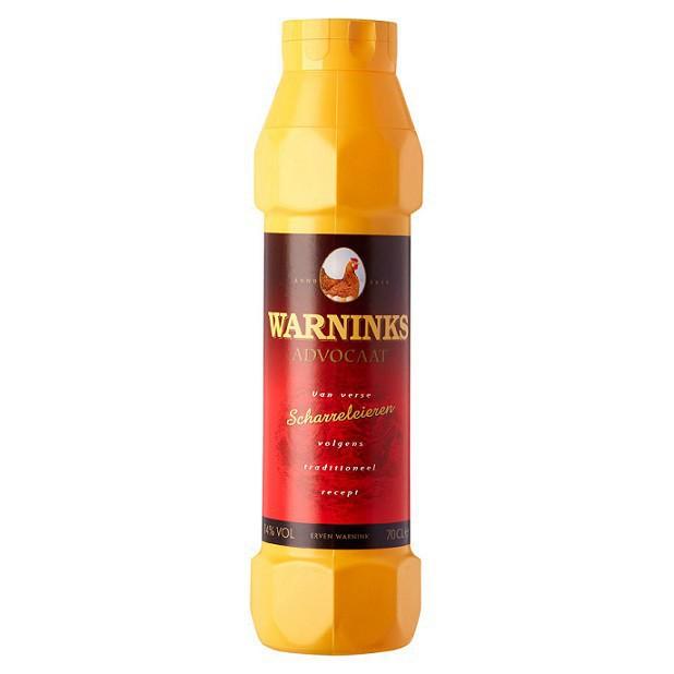 Warninks knijpfles 700ml