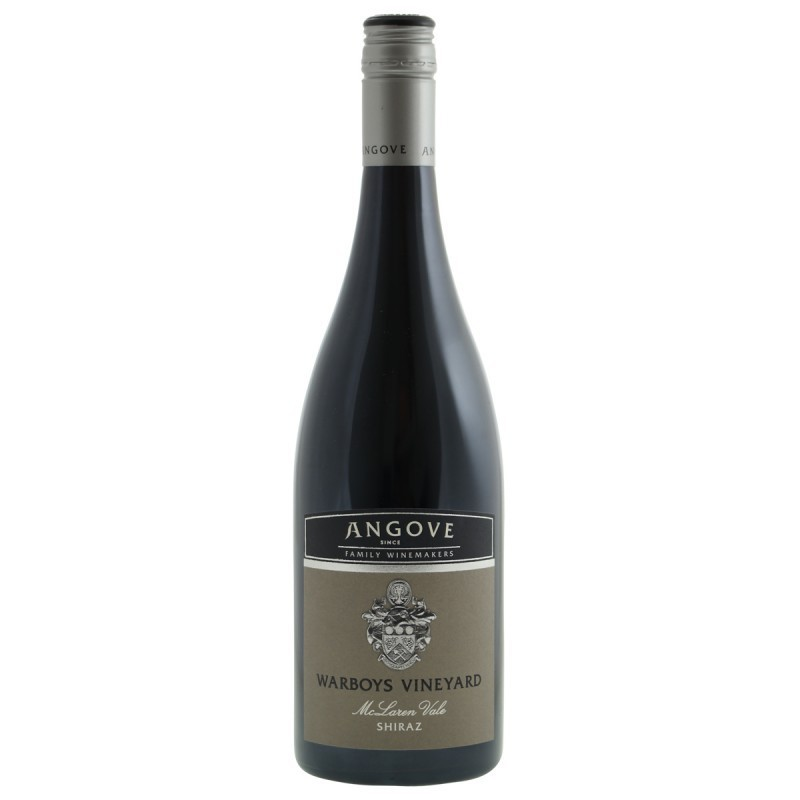 Angove Organic Warboys Shiraz Rode wijn Australië