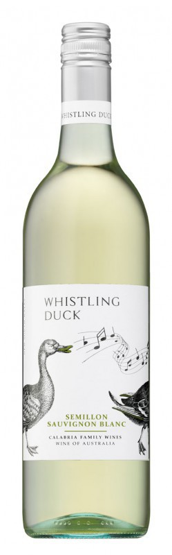 Wijny, Whistling Duck Semillon Sauvignon Blanc