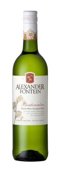 Alexander Fontein Boutonniere Blanc Witte wijn Zuid Afrika