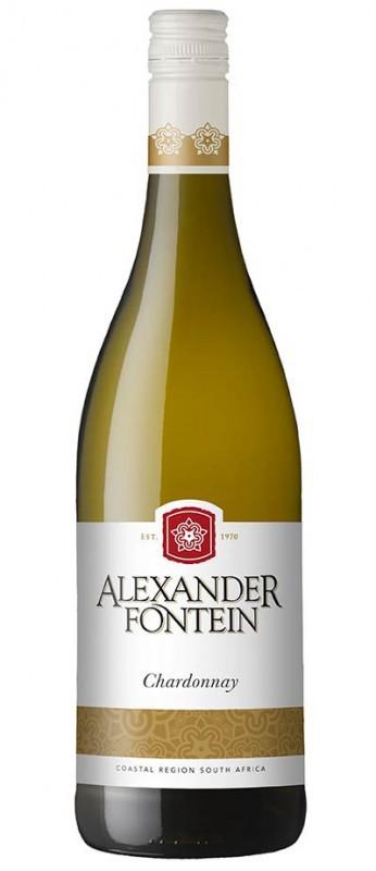Alexander Fontein Chardonnay Witte wijn Zuid Afrika