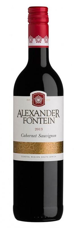 Alexander Fontein Cabernet Sauvignon Rode wijn Zuid Afrika