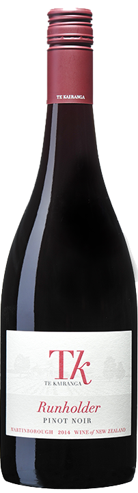 Te Kairanga Runholder Pinot Noir wijny