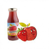 flevosap-appel-aardbei - 150860
