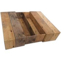 2fles-luxe-bruine-schuif-geschenkverpakking-hout-dessin - 370028